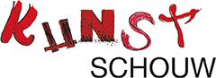 Web logo-kunstschouw